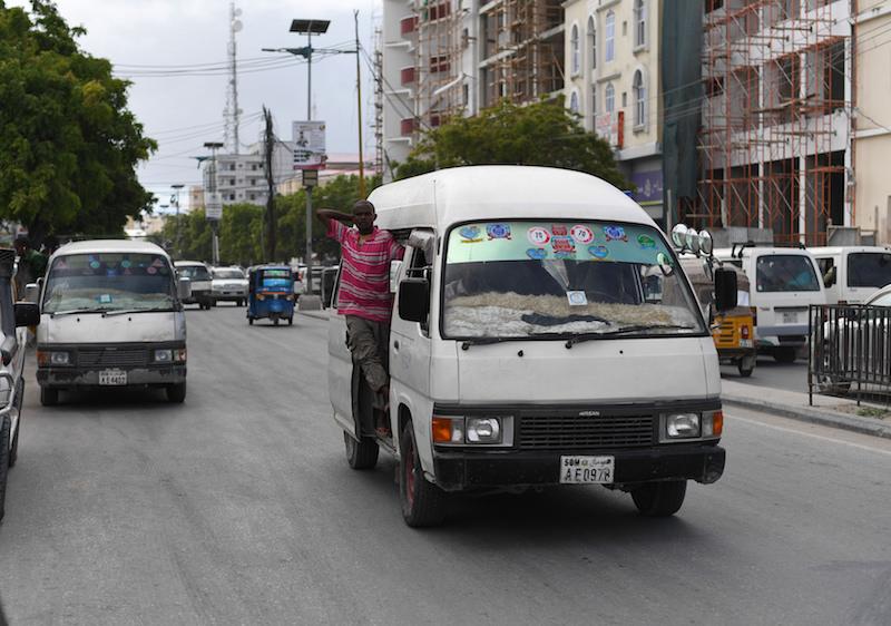 Mogadishu iyo bishaSoon