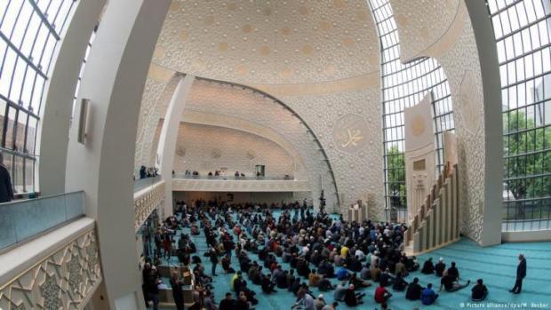Cologne Mosque